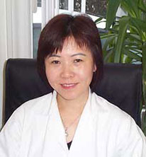 An image of Dr Lu from Acupuncture Finaghy, Belfast Chinese Medical Clinic